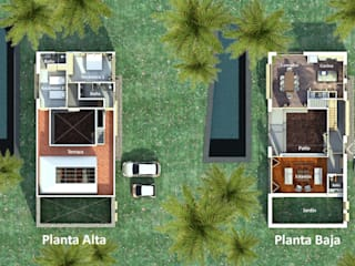 -RANCHO MONASTERIO. – Cuautla Morelos de Vertical Arquitectura Moderno
