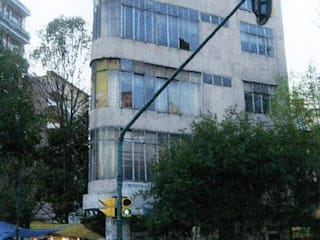 -INSURGENTES 411. – Insurgentes 411 de Vertical Arquitectura Moderno