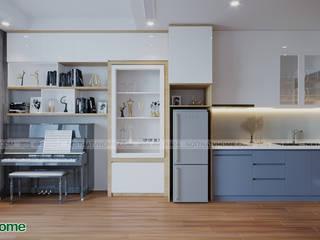 Công ty CP tư vấn thiết kế và xây dựng V-Home 廚房配件與布織品