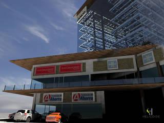 Shopping Centres by Helicoide Estudio de Arquitectura, Industrial