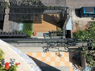 景觀設計 | 層層大院生活 根據 大桓設計顧問有限公司 現代風