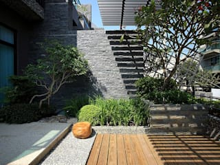 大桓設計顧問有限公司 Garden Fencing & walls