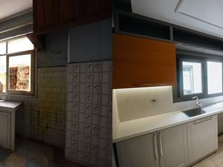 Muftak- Öncesi / Sonrası Orby İnşaat Mimarlık