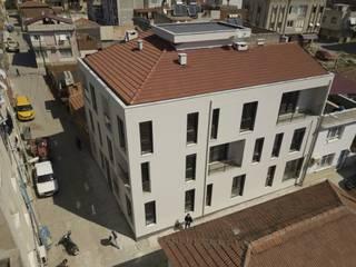 Orby İnşaat Mimarlık – Özder Apartmanı Projemiz:  tarz Evler