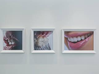 Consultório Odontológico: Clínicas  por Okla Arquitetura,