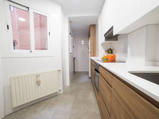 Modern kitchen by Vivienda Sana Modern