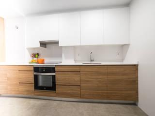 Cocinas modernas de Vivienda Sana Moderno