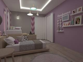 Modern Bedroom by Avdaat Infra Modern