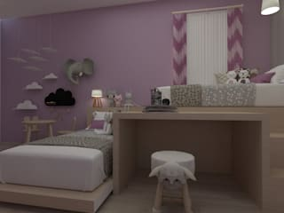 Designs for 3500 sqft home in Pune Modern style bedroom by Avdaat Infra Modern