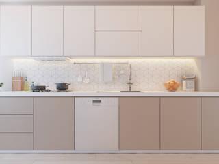 Kitchen by Beta İç Mimarlık, Modern