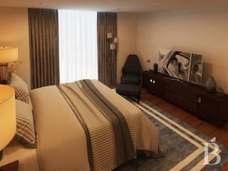 Ausgefallene Schlafzimmer von Bis-bis Design Studio Ausgefallen