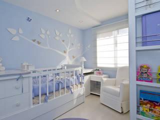 Детские комнаты в . Автор – BG arquitetura | Projetos Comerciais, Модерн