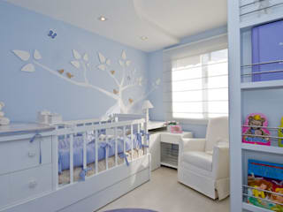 BG arquitetura | Projetos Comerciais Chambre d'enfant moderne