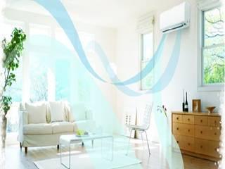 Aire Acondicionado :  de estilo  por Grupo Inza