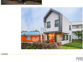 Casas de estilo  de 한글주택(주), Moderno