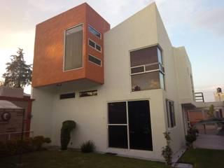 Casa JC Cuautitlán: Casas unifamiliares de estilo  por Arquitecto Jerónimo