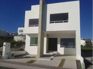 El Refugio 2 Casas minimalistas de Nova Terra Construcciones Minimalista