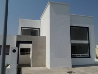 El Refugio 5 Casas modernas de Nova Terra Construcciones Moderno