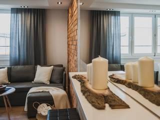 Fabryka Wnętrz Moderne Wohnzimmer