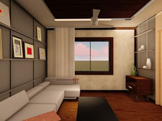 hall design by ARCHATORS