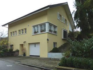 Wohnhaus Bettingen von Ave Merki Architekten Landhaus