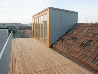 Mehrfamilienhaus Breisacherstrasse Basel von Ave Merki Architekten Modern