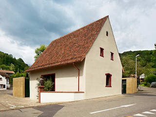 Baslerhofscheune Bettingen Klassische Veranstaltungsorte von Ave Merki Architekten Klassisch