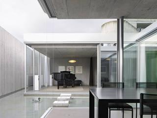 Wohnhaus Gelterkinden Moderne Esszimmer von Ave Merki Architekten Modern