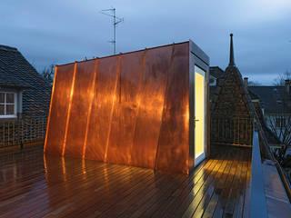 Liegenschaft Petersgraben basel von Ave Merki Architekten Modern