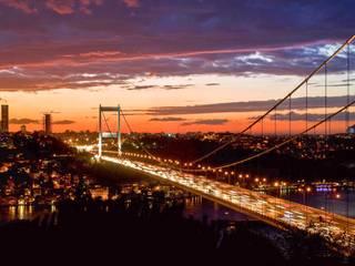 Istanbul: styl , w kategorii Dach czterospadowy  zaprojektowany przez Julia Sulwińska