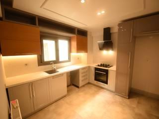 Mutfak - Tamamlanmış Hali Orby İnşaat Mimarlık
