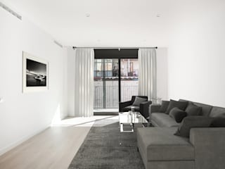 Home Staging Virtual de Stockholm Barcelona Design - Interioristas en Barcelona Escandinavo