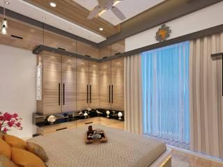 Bedroom Design Ideas Modern style bedroom by Square 4 Design & Build Modern