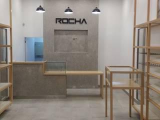 Proyecto Rocha Los Dominicos :  de estilo  por Proaccion SPA