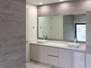 Bathroom by Milestone