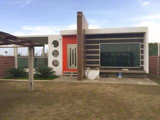 Casa Garcia Casas minimalistas de HM-ARQUITECTOS Minimalista