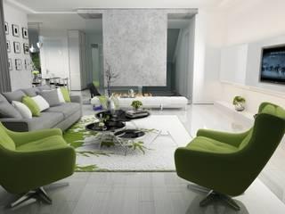 TUZLA VİLLA PROJE Saha iç mimarlık ofisi Modern