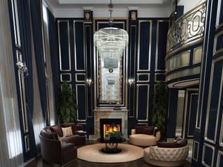 Beykoz konakları Saha iç mimarlık ofisi Klasik