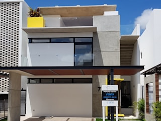 Casa 742 de 3CB INGENIERIA SA DE CV Moderno