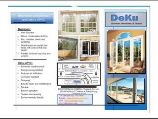 de DeKu German Windows Co.,ltd Moderno