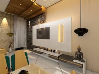 Livings de estilo moderno de Jamali interiors Moderno