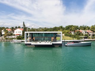 Manital quality for Arkup floating villas por Manital Minimalista