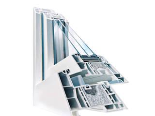 de hilzinger GmbH - Fenster + Türen Minimalista
