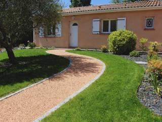 ALLEES Jardin moderne par Constans Paysage Moderne