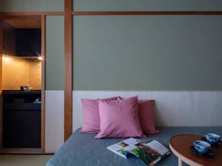 祇園 料理旅館 花楽 アジア風商業空間 の 久和原建築事務所 和風