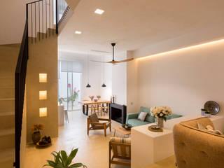 Akdeniz Oturma Odası Alejandro Giménez Architects Akdeniz