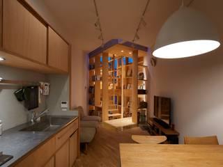 藤原・室 建築設計事務所 Salon moderne