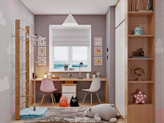 Baby room by 'EDS' Exclusive Design Solutions, Modern