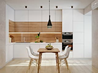 Built-in kitchens by 'EDS' Exclusive Design Solutions, Modern