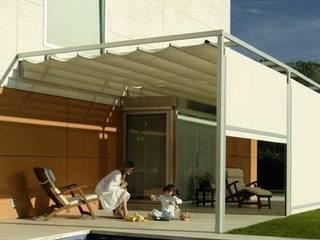 TOLDOS CLOT, S.L. 花園溫室與大帳棚 White